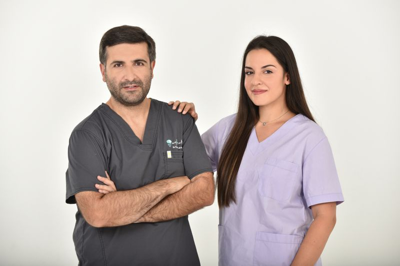 my Dentist Alimos, Scientific staff